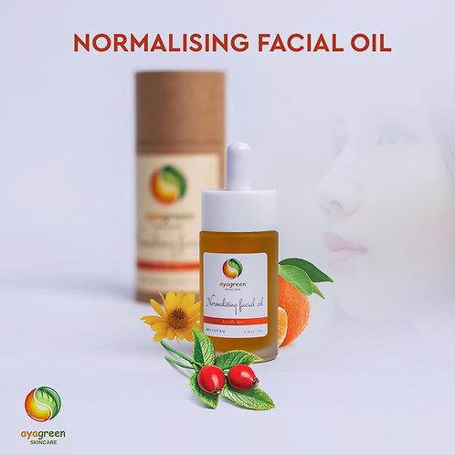 Normalising Facial Oil for Oily Skin