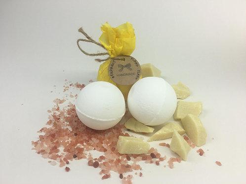 Good Mood Vibes - Bergamot and Ylang Ylang Bath Bomb