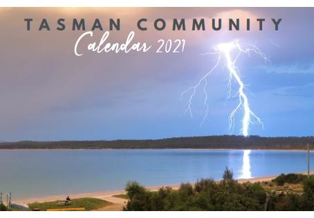 2021 Tasman Community Calendar Out Now