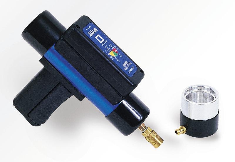 Fuel Cap Pressure Test System