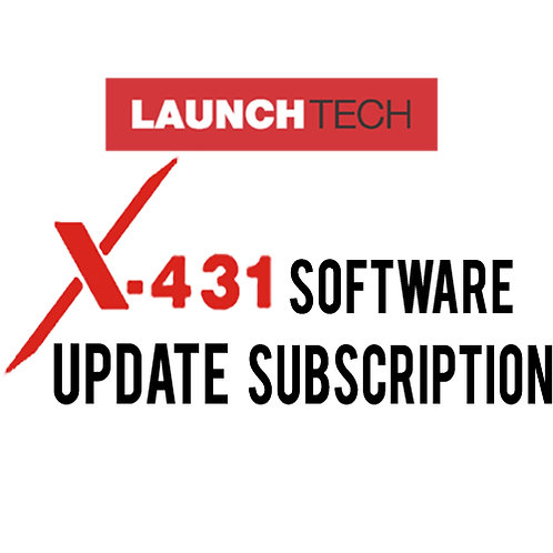 X431 Software Update Subsciption