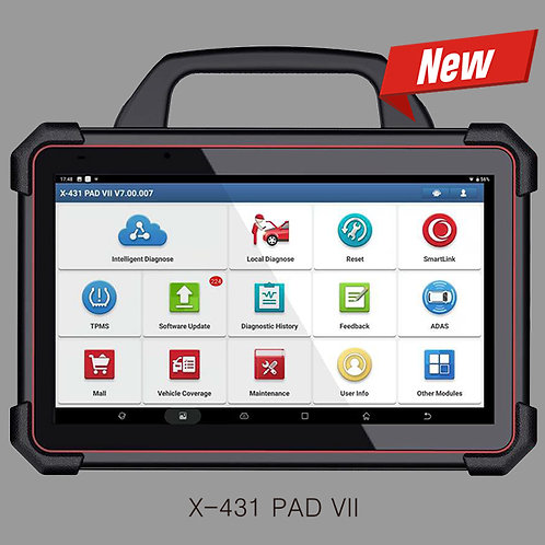 X431 PAD VII RRP $8,500 NOW $6990* GST EXCLUDED