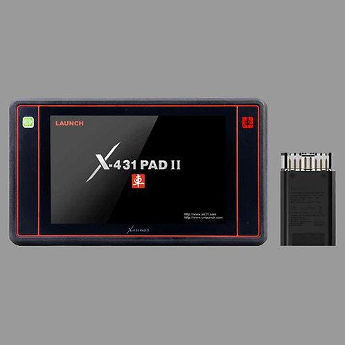 X431 PAD II GEN III