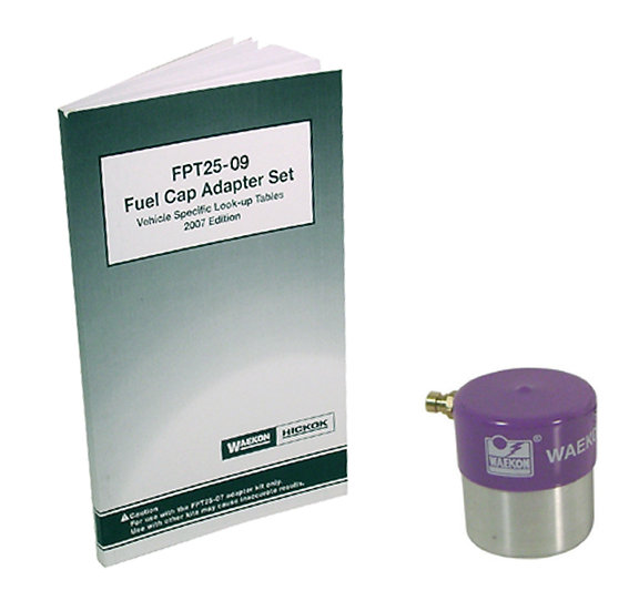 Fuel Cap Adapter Update Set