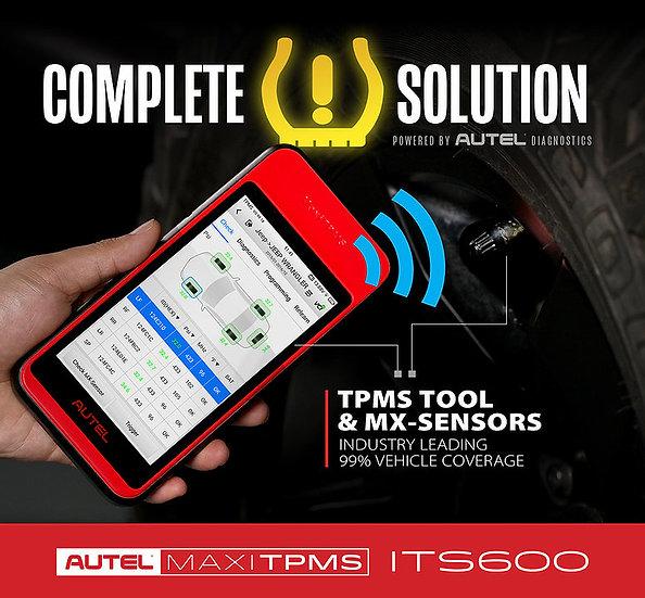Autel MaxiTPMS ITS600 - (Intelligent TPMS & Tire Service)