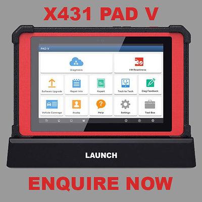X431 PAD V