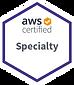 cursos aws specilty