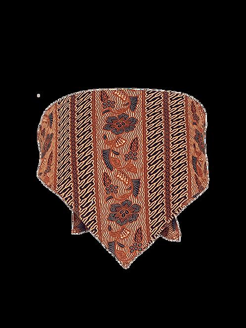 Stroke of earth multipurpose scarf