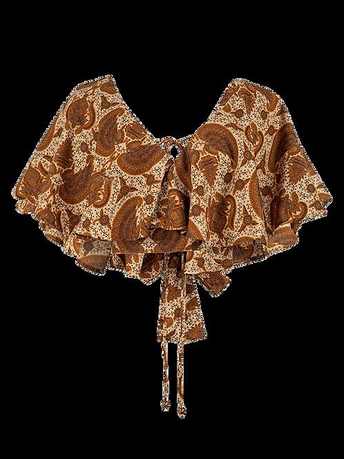 Garuda butterfly top