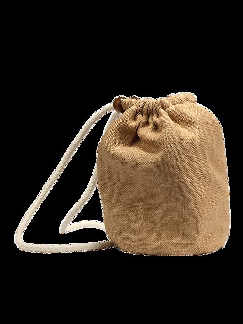 Dona rice draw string bag