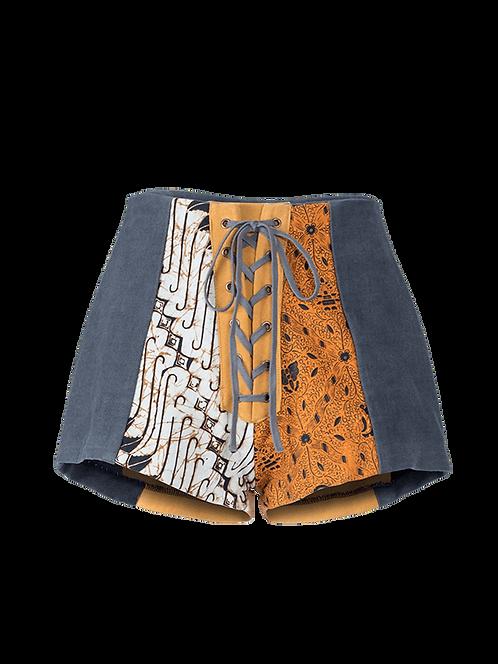 Gaya lace front shorts