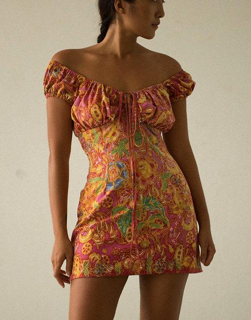 Bardot Mini Dress