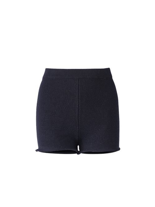 Dona knitted hot pants