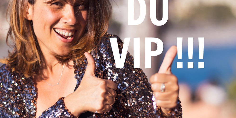 UPGRADER EN VIP Family business 97€/pers
