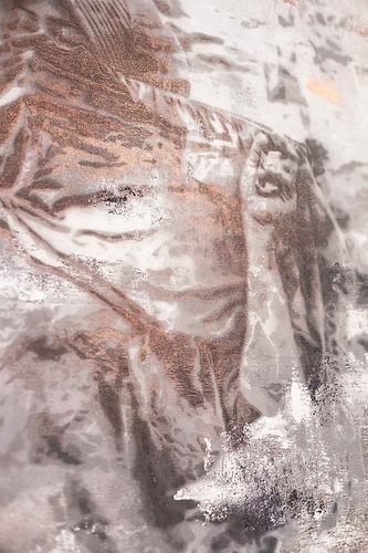 IN VEIL (DELUGE) - EISMANN.STUDIO urban contemporary handcut stencil art | deutschland | bayern | traunstein