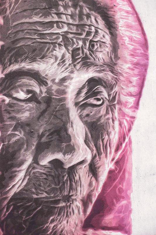 100 - EISMANN.STUDIO urban contemporary handcut stencil art | deutschland | bayern | traunstein