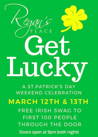 Simple St. Patrick's Day Event Flyer-3.j