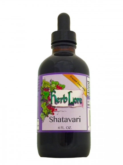 Herb Lore Shatavari Tincture 4oz