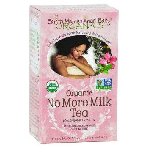 Earth Mama Organic No More Milk Tea 16 bags