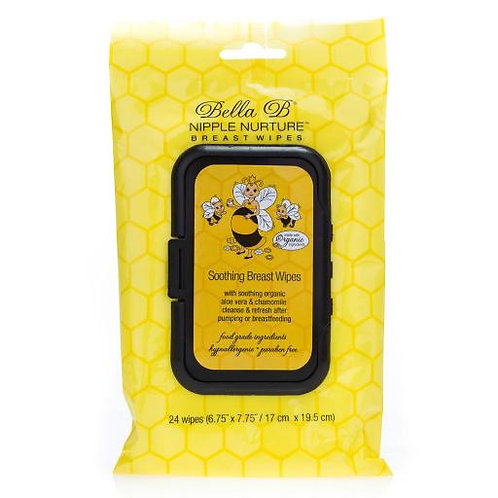 Bella B Breast Wipes