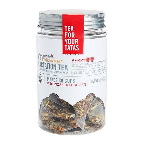 Munchkin Milkmakers Lactation Tea