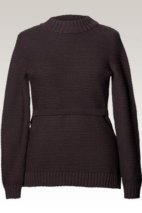 Boob Ellen Rib Knit Nursing Sweater