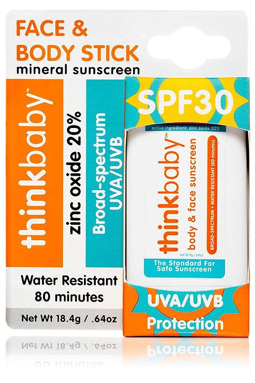 Thinkbaby Safe Sunscreen Stick SPF 30