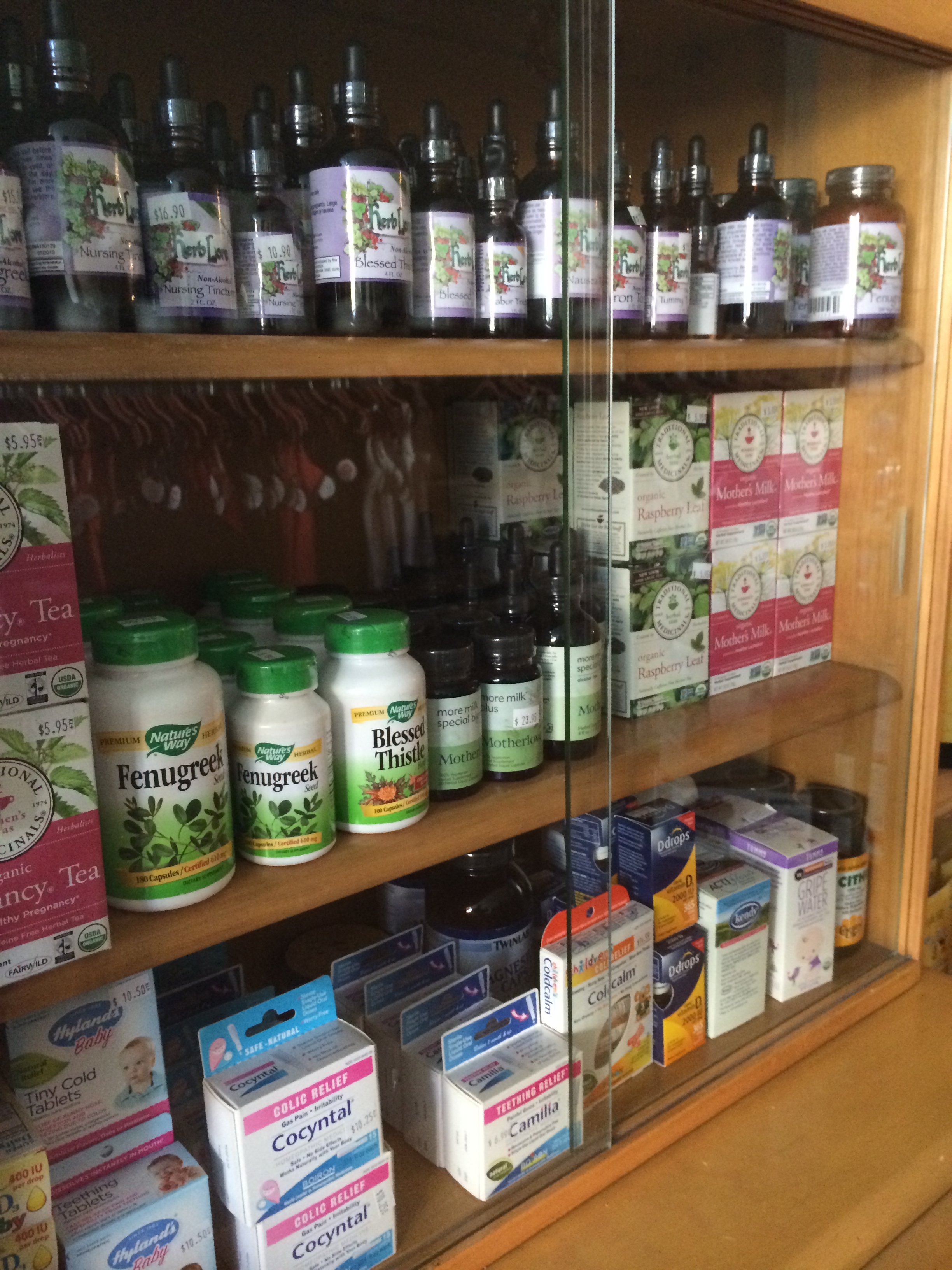 Burlingame Supplements & Herbs