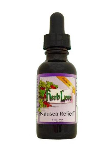 Herblore Nausea Relief Tincture