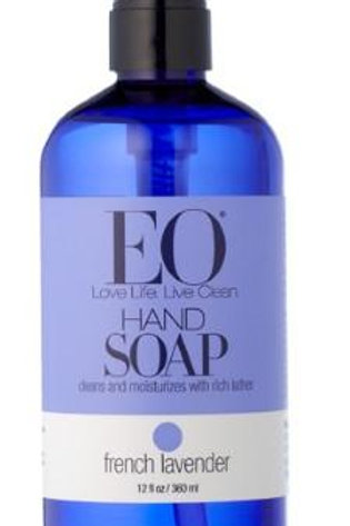 Hand Soap French Lavender 12oz