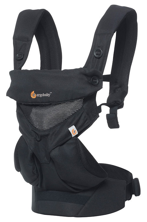 Ergobaby 360 All Positions Baby Carrier 12-45lbs with Breathable Mesh