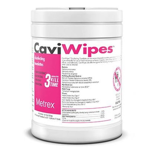 CaviWipes Tub (160 ct)