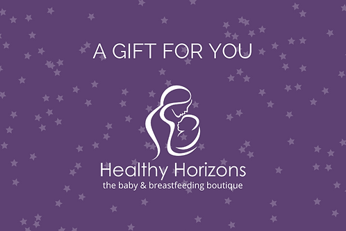 Healthy Horizons Gift Card