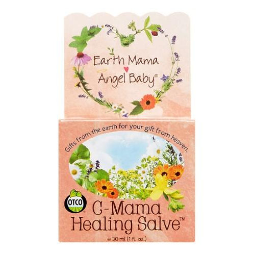 Earth Mama Organic Skin & Scar Balm 1oz/30ml