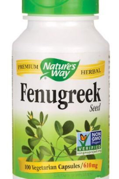Nature's Way Fenugreek Capsules