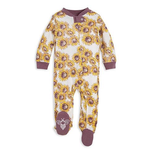 Burt's Bees Baby Organic Baby Sleep 'N Play Pajamas
