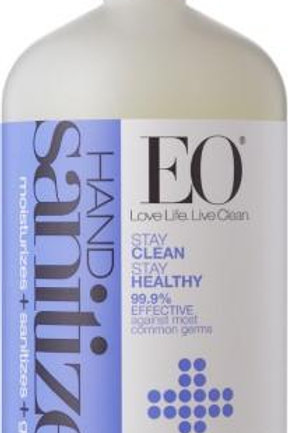 EO Products Hand Sanitizer Gel, French Lavender