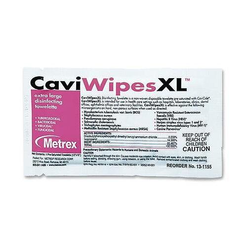 Individual CaviWipes XL