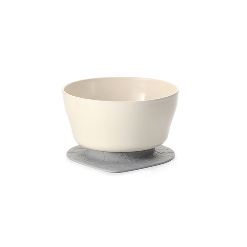 Miniware Cereal Bowl + Suction Foot