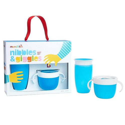 Munchkin Nibbles & Giggles Toddler Gift Set