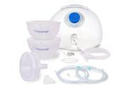 Freemie Freedom Double Electric Breastpump & Hands-Free Concealable Breast Pum