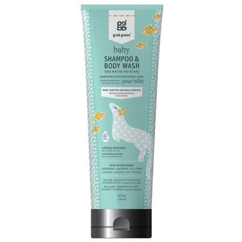 Grab Green Baby Shampoo & Body Wash
