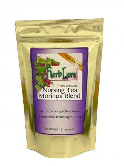 Herblore Nursing Tea Moringa Blend