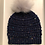 Thumbnail: The Owl's Nest Adult Knit Hat with Pom Pom