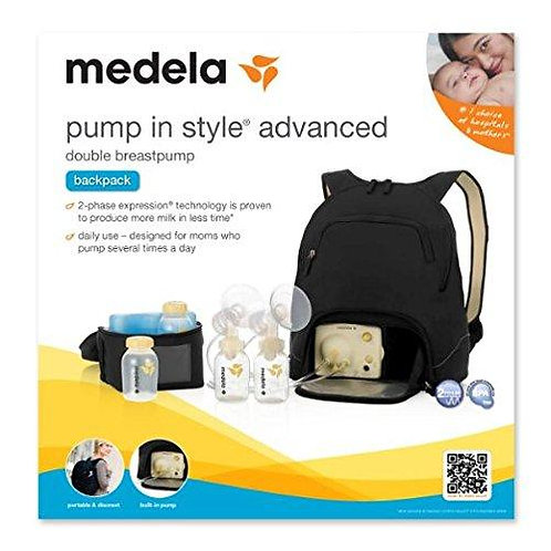 Medela Pump In Style Advanced Double Breastpump Backpack