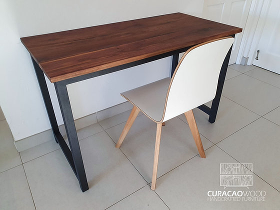 Desk 120x60cm - Black Walnut
