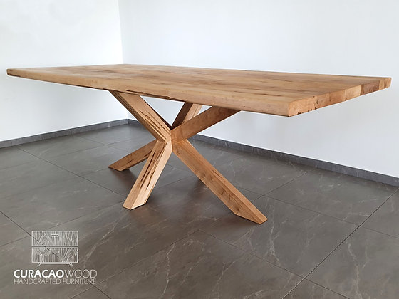 Dining table 220x100 - Ambrosia Maple