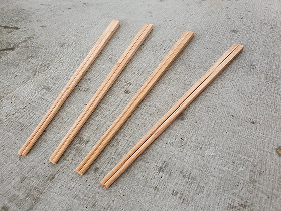 Maple Chopsticks 4 pair