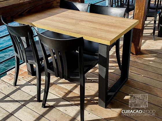 Table 120x70cm - White Oak