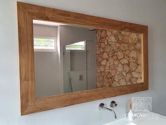 Mirror 150x60cm - Teak